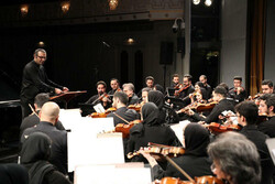 VIDEO: Tehran Symphony Orchestra members perform from Home