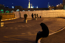 Nights of Ramadan behind Imam Reza [PBUH] holy shrine