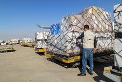 UNICEF ships fifth cargo of protective supplies to Iran amid COVID-19 outbreak