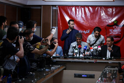Persepolis F.C. supervisor holds press conference