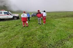 نجات ۲ مفقودی در کوهستان فولاد محله/ افراد در سلامت هستند