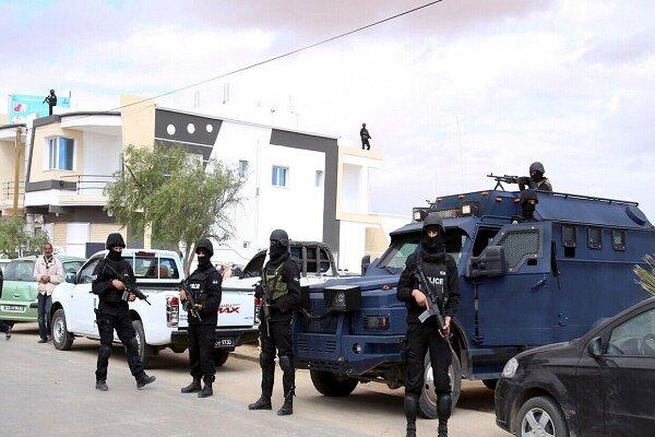 تروریست ها یک نظامی تونسی را در شرق این کشور کشتند