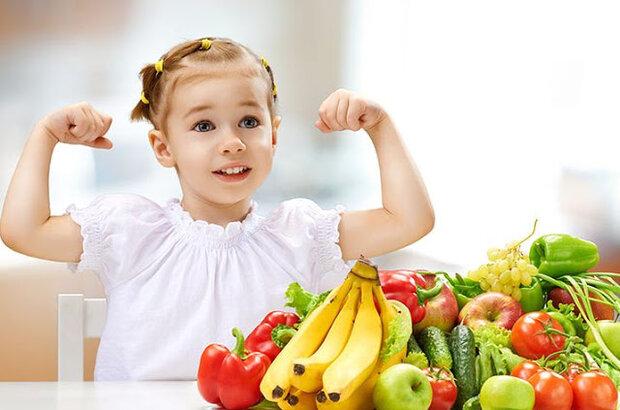 رژیم غذایی و ورزش در کودکی با اضطراب کمتر در بزرگسالی همراه است