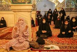 مراسم احیای شب نوزدهم ماه رمضان در بجنورد
