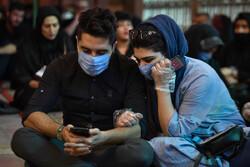 مہدیہ تہران میں شب قدر کی مناسبت سے اللہ تعالی کے حضور عبادت، بندگی اور راز و نیاز