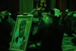İran'daki camiler Kadir Gecesi için ibadete açıldı