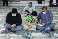 Night of Decree observed in Yazd amid pandemic