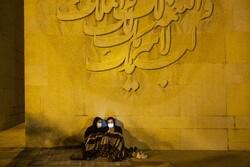 """مراسم احياء ليلة التاسع عشر من رمضان المبارك في مقبرة """"جنة الزهراء"""" بطهران/صور"""