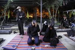 بہشت زہرا(س)  میں انیسويں رمضان المبارک کی مناسبت سے معنوی تقریب منعقد