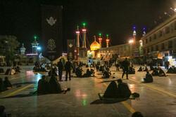 احیای شب نوزدهم ماه مبارک رمضان در جوار حرم مطهر حضرت معصومه(س)