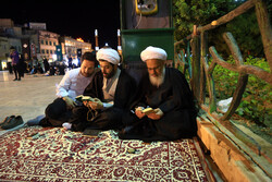 احياء ليالي شهر رمضان المبارك في حرم المعصومه(س)