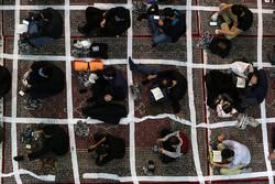 مراسم احیای شب نوزدهم ماه مبارک رمضان در مسجد ارگ تهران
