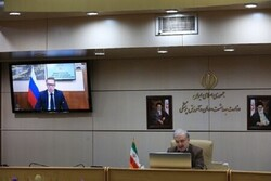 Iran, Russia stress coop. in fight against coronavirus