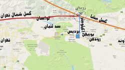 آمادگی لازم برای مواجهه با بلایای طبیعی در استان تهران وجود ندارد
