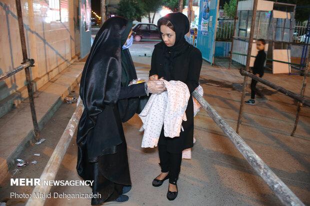 احیای شب نوزدهم ماه مبارک رمضان در یزد