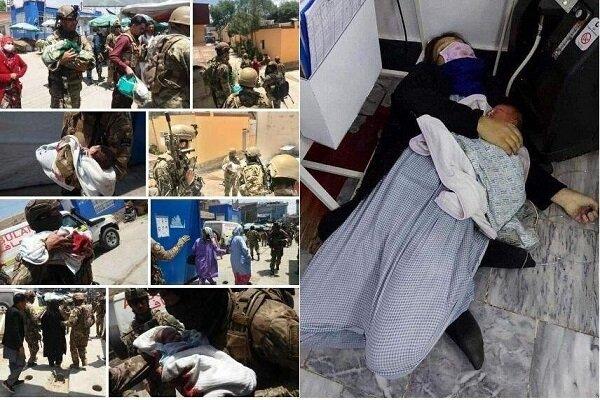 إيران تدين الهجمات الإرهابية الأخيرة في أفغانستان