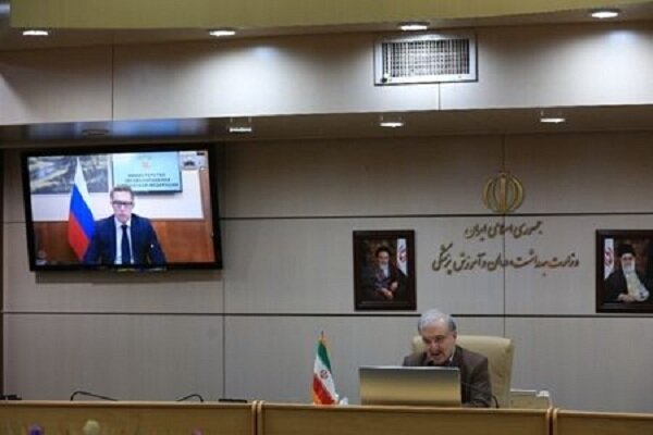 Iran, Russia stress coop. in fight against coronavirus