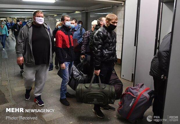 ماسکو میں لاک ڈاؤن کل سے ختم کرنے کا اعلان