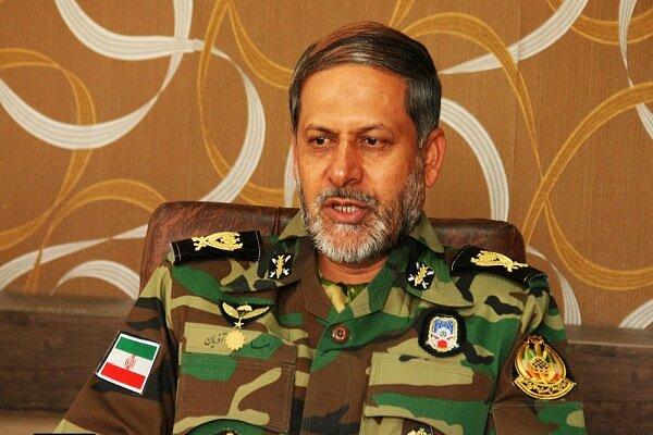 ارتش جمهوری اسلامی ایران پشتیبان مقتدر دولت مردمی و انقلابی است