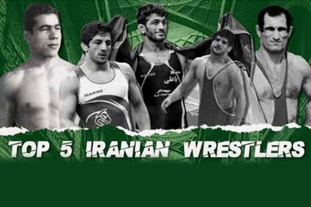 Top 5: Iranian Wrestlers