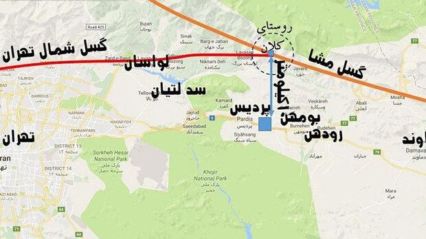 ساخت بیمارستان، مدرسه و پمپ بنزین بر روی گسلهای تهران ممنوع شد