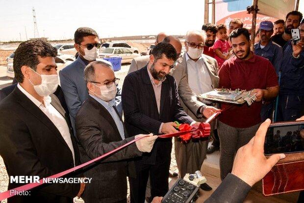 کلید ۴۸ واحد مسکونی مهر خرمشهر به اهالی ۶ طبقه خرمشهر تحویل شد