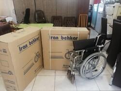 کمک مؤمنانه به ۴۰۰ نفر دارای معلولیت در فارس