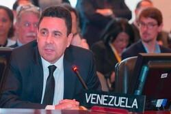 ونزوئلا خواستار برگزاری نشست اضطراری شورای امنیت شد
