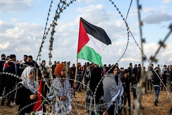 مساعد الشيخ زكزاكي يؤكد اهمية القضية الفلسطينية لظى الشعوب الافريقية