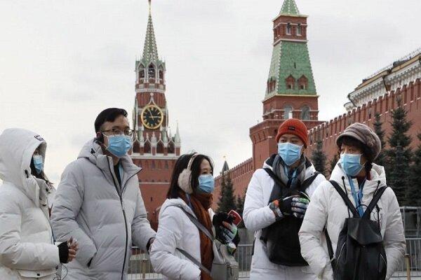 Rusya'da 9434 yeni Kovid-19 vakası tespit edildi