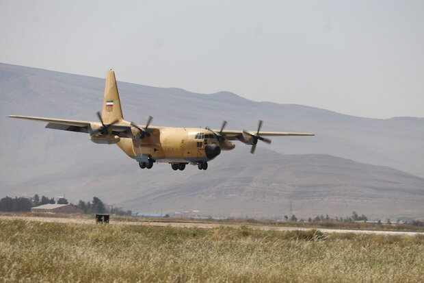 Army overhauls one C-130 transport aircraft