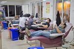 کاهش ۳۵ درصدی اهدای خون در کرمانشاه