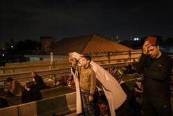 احیای شب بیست و یکم ماه مبارک رمضان در حسینیه همدانی ها