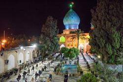 بالصور... كيف احيا الايرانيون الليلة الثانية من ليالي القدر؟