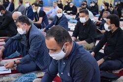 برپایی مراسم شب قدر با رعایت فاصله گذاری اجتماعی در مساجد منطقه ۱۵