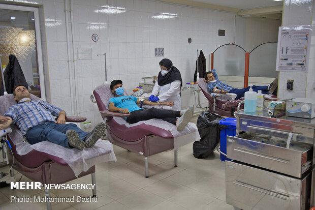 بهبودیافتگان کرونا خون بدهند/خوزستان پیشتاز می شود