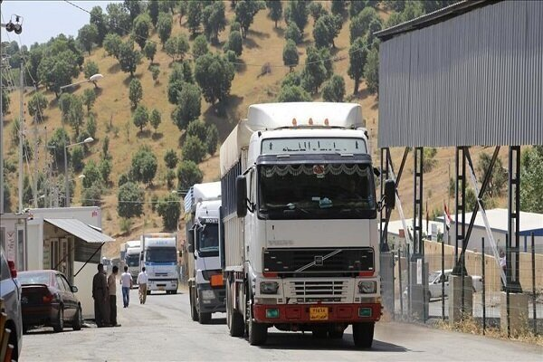 Talks underway with Iraqi side to reopen Mehran border amid pandemic: official