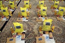 ۲۵۰۰ بسته معیشتی در میان اقشار آسیب دیده رشت توزیع شد