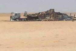 تركيا تستهدف السيارات المحملة بالدواء والمعونات الغذائية في ليبيا