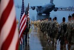 آمریکا به کاهش حضور نظامی خود در افغانستان ادامه میدهد