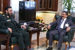 Iran, Iraq discuss military, defense cooperation