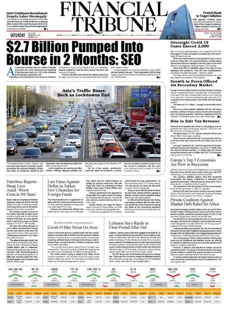 Financial Tribune