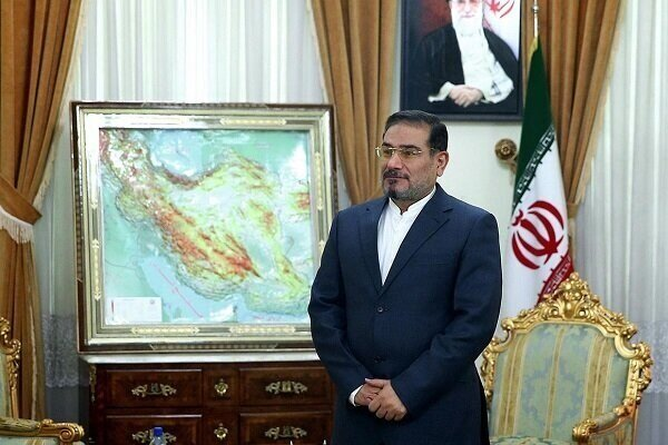 'incompetent' Trump-Pompeo-Hook triangle is only a source of threat: Shamkhani