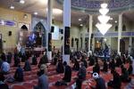 نوای الهی العفو در آسمان آذربایجانغربی طنین انداز شد