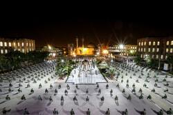 احیای شب قدر در دانشگاه افسری امام علی (ع)
