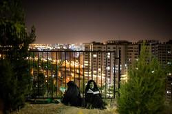 احیای شب قدر در مقبره الشهدا شهرک باقری