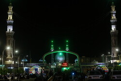 Third Night of Decree held in Qom