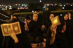 مراسم احیای شب ۲۳ رمضان در امامزادگان باقریه بیرجند