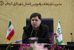 ۲۰ دستگاه اتوبوس جدید برای شهر کرمان خریداری شد