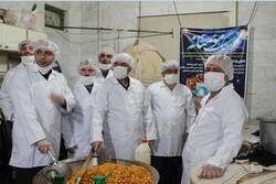 اجرای مرحله دوم رزمایش مومنانه از سوی حوزه علمیه قزوین